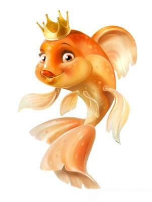 Золотая рыбка - очень редкий пподвид женщин