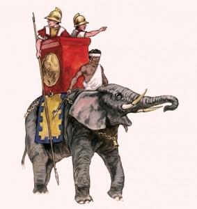 Майкл Джексон на слоне