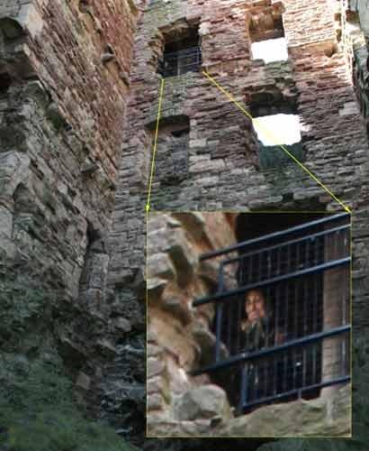 Призрак замка Танталлон