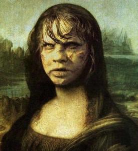 монстры в искусстве