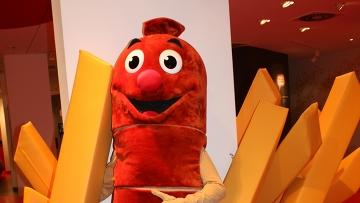 музей колбаски карри