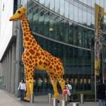 Lego жираф