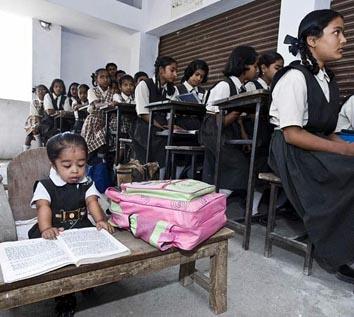 Йоти Амге самая маленькая девушка в мире