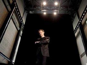Мирослав Балка и его инсталляция «обо всем и ни о чем»