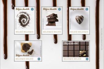 бельгийские марки с ароматом и вкусом шоколада
