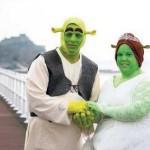 Свадьба Шрека и принцессы Фионы