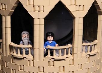 Хогвартс из Лего